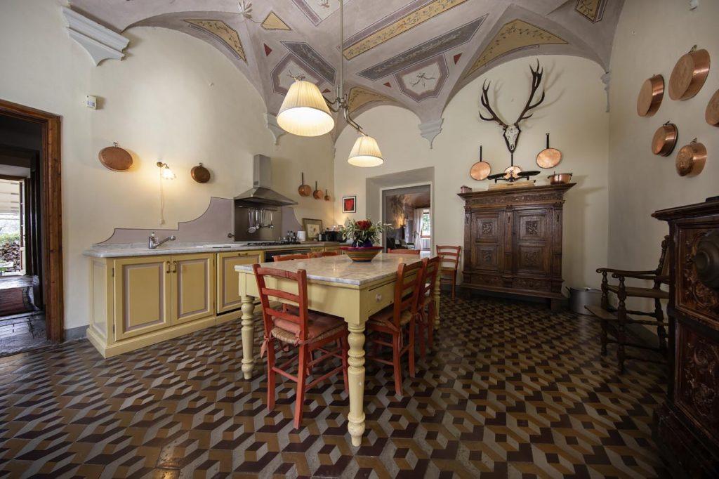Villa di Rignana - Cucina Riccio 4