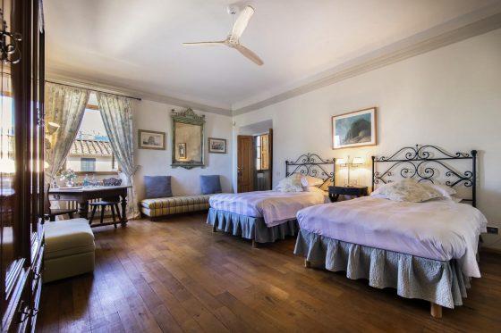 Villa di Rignana - Appartamento Stella - Camera Cantina 2