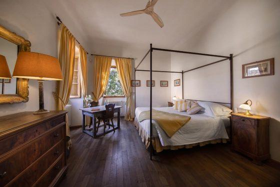 Villa di Rignana - Appartamento Stella - Camera Corte 1