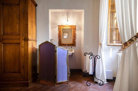 Villa di Rignana - Appartamento il Riccio - Camera Gallo 2