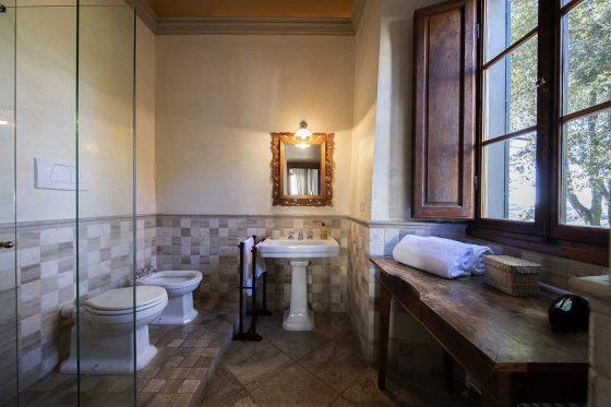 Villa di Rignana - Appartamento il Riccio - Camera Legno 3