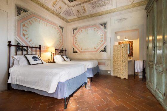 Villa di Rignana - Appartamento il Riccio - Camera Riccio 1